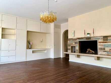 Cozy Home: Stylische Wohnung mit offenem Kamin in zentraler Lage von Buchloee