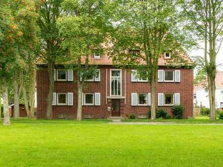 MEinswarden: sanierte 4-Zimmerwohnung für Familien- grüne Wohnlage!
