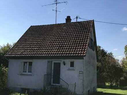 Klein, aber fein! 5-Zimmer-Einfamilienhaus zur Miete in Menzenweiler