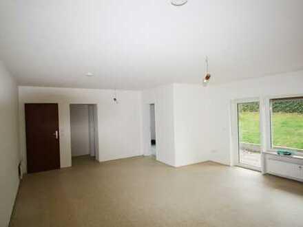 Große 1-Zimmer-Wohnung mit Terrasse und EBK in Ober-Ramstadt OT Nieder Modau