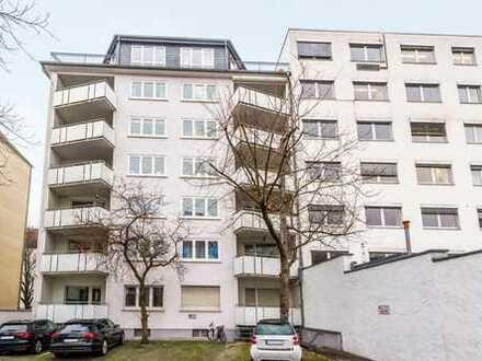 Frankfurt-Westend: Attraktive, schön geschnittene Praxisräume in absolut begehrter Lage