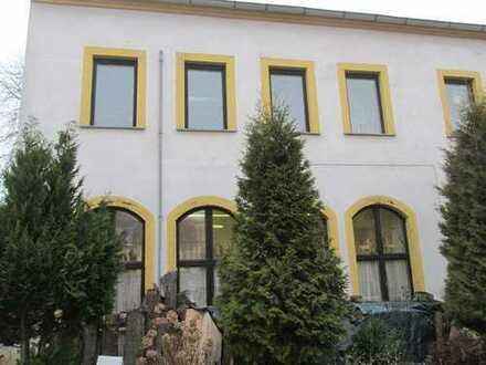 Werkstatt und Wohnen in Burgstädt