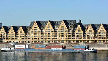 Rheinauhafen - Exklusives Wohnen in der Agrippinawerft