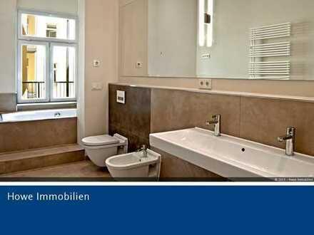 Herrschaftliche Altbauwohnung in Berlin-Mitte