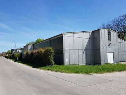 Halle und Büroräume zur Miete in Neuburg / OT Bittenbrunn