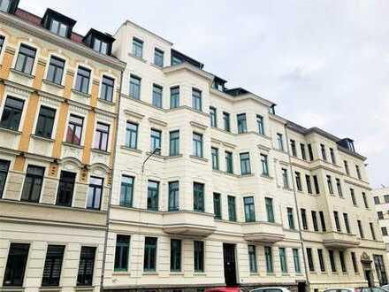 Moderne 4-Raumwohnung über den Dächern von Leipzig