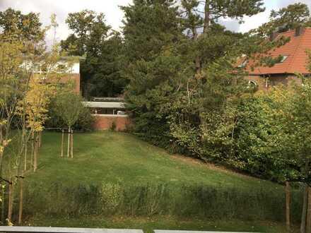 Garten-Balkonwohnung mit drei Zimmern in Coesfeld