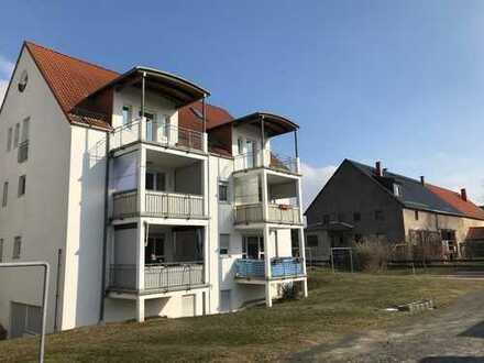 Ruhig und modern wohnen, helle Wohnung mit Balkon