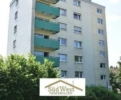 3-Zimmer ETW mit Balkon, Garage und Niveau!