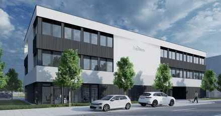 Vermietung von topmodernen Design-Büro-Flächen
