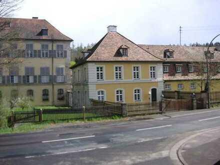 Pavillon im Nordflügel von Schloss Birkenfeld
