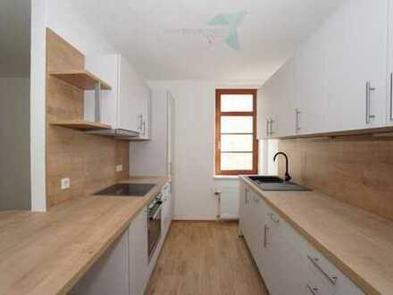 NEU sanierte, 2 Raum-Wohnung mit TOP-Ausstattung und Einbauküche
