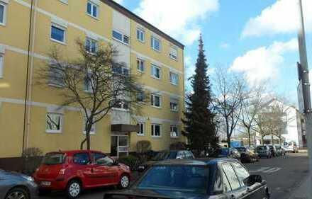 **Helle und gut geschnittene 3 Zimmer-Erdgeschosswohnung in Schwetzingen-Nordtstad**