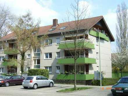 **Sonnige 1,5-Zimmer-Wohnung mit toller Dachterrasse und Blick ins Grüne**