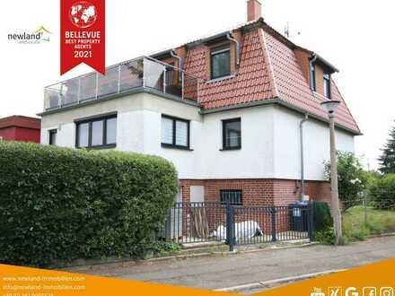 Platzwunder und Familienparadies in Bestlage von Leipzig-Möckern!