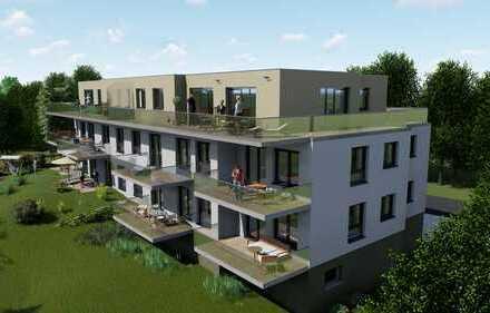 4,5-Zimmer-Wohnung mit großem Balkon - tolle Süd-West-Ausrichtung - flexibler Grundriss