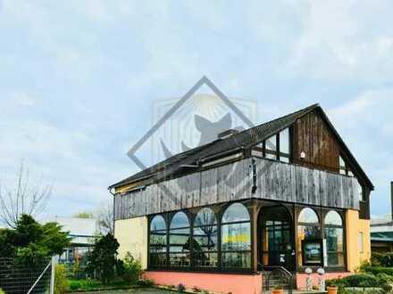 *Wohn- Geschäftshaus inkl. bebaubarem Grundstück!*