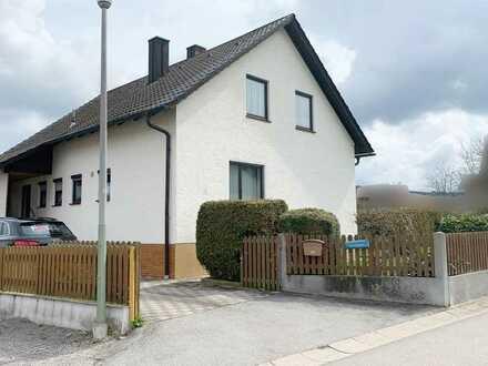 Ruhig gelegenes Einfamilienhaus in Katzheim bei Maxhütte-Haidhof!