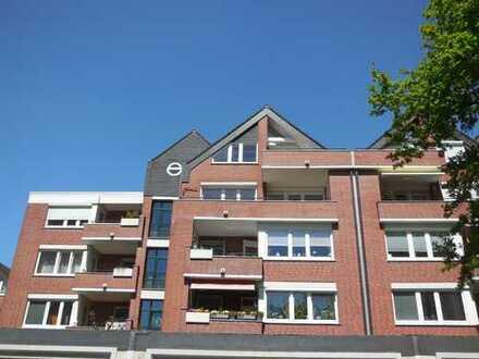 Moderne, sanierte 4-Raum-Maisonette-Wohnung mit 3 Balkonen in grüner Lage Wulsdorf