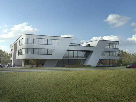 Lichtdurchflutete Büroflächen ab 130 qm bis 300 qm im Gewerbepark Breisgau