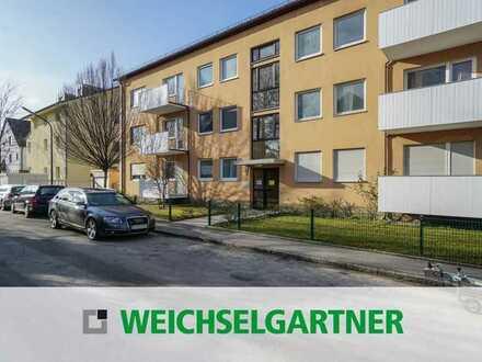 Ideal geschnittenes Appartement mit Westloggia