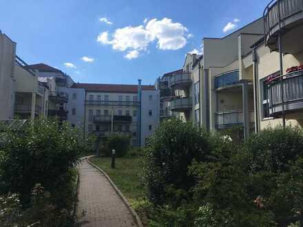 Single-Apartement mit Balkon und Stellplatz, Fürstenwalde