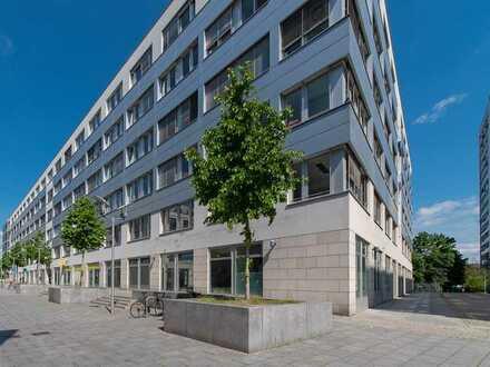 Provisionsfrei - Moderne Büroflächen am Hauptbahnhof - TG-Stellplätze vorhanden