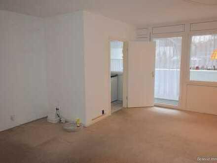 1-Zimmer-Appartement mit Balkon und Stellplatz - auch ideal als Kapitalanalage!
