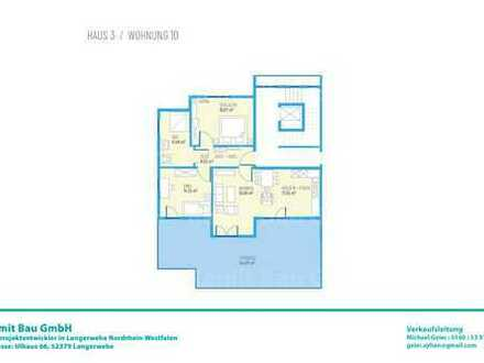 Zwei Zimmer DG-Wohnung H3W10