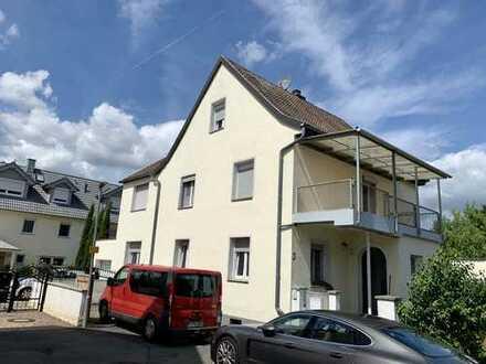 Dieburg 3 Zimmer-Wohnung mit Garten mitten in der Stadt