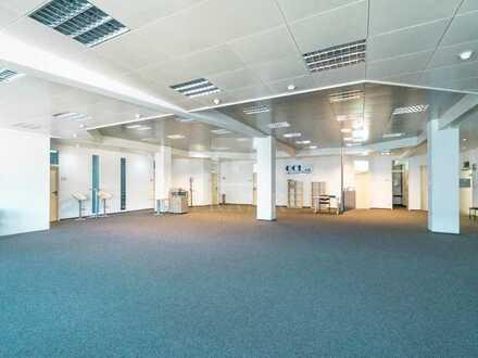 Provisionsfreie - Großzügige Büroflächen in Top-Lage im Gewerbegebiet Lindau