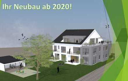 4-Zimmer-Neubauwohnung mit eigenem Garten! ab 2020