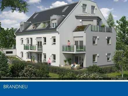 CREATIV-HAUS: Großzügige 2- Zi.- Whg. mit 2 Balkonen, 2 Min. - U3, 800m Forstenrieder Park