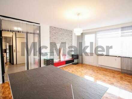 Ruhige 3-Zi.-Wohnung in sehr gutem Zustand mit Südbalkon in Dortmund-Obereving