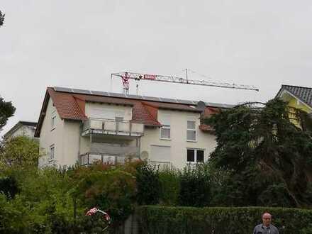 Sonnige 4-Zimmer-Wohnung zentral & ruhig mit Südbalkon in Wiesloch