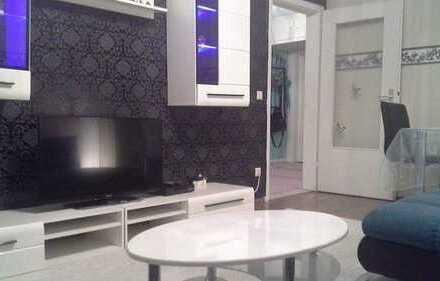 Schöne 2 Zimmerwohnung 60qm mit Balkon und K.D.B in Ruhiger Wohnlage