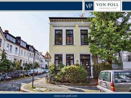 Altbremer Haus in beliebter Lage im Viertel