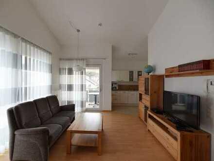 Neuwertige 2-Zimmer-Senioren-Wohnung mit Balkon in betreuter Senioren-Wohnanlage in Untergruppenbach