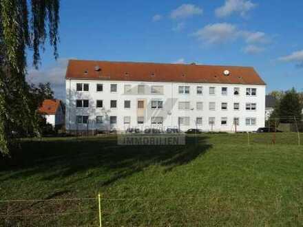 Wohnen im Grünen! Preiswerte 4 Raum-ETW im ländlichen Raum nahe Gera zum Verkauf.
