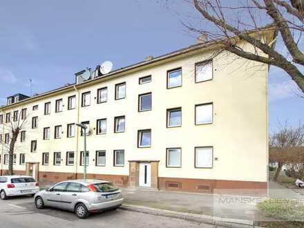 Geräumige Eigentumswohnung mit 2 Bädern und 2 Balkonen in Essen-Frohnhausen