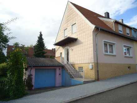 Interessantes 1 FH - ideal für Paare oder Eltern mit einem Kind - ruhige zentrale Lage in Bexbach