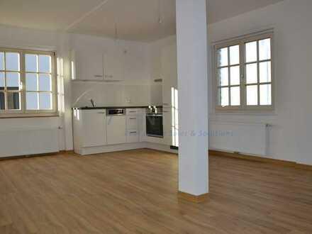 Ganz oben - Das Glück hat ein Zuhause - wunderschöne Mietwohnung, ca.47 m², Erstbezug - Küche