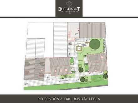 Frankfurt - Eschersheim: Lukratives Baugrundstück mit einer Baugenehmigung für 8 Wohnungen