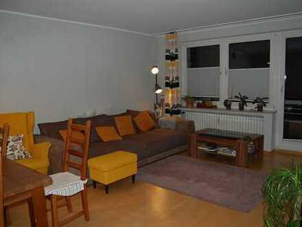 Schön aufgeteilte 3,5 R-Wohnung mit Balkon Nähe Wasserbahnhof und Ev.Krankenhaus