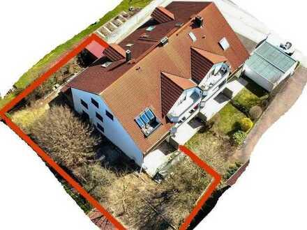 Exklusive 3-Zimmer-Wohnung mit 300qm Garten in Ingolstadt