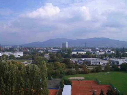 Wohnen mit freier Sicht über Offenburg