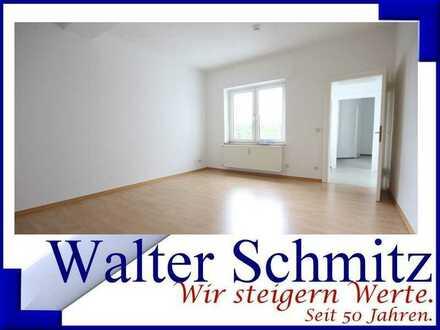 Gut aufgeteilte Wohnung in der Fußgängerzone von Viersen.