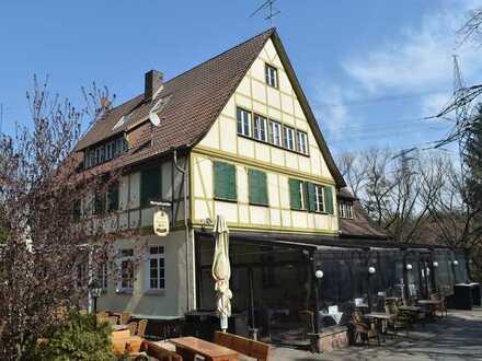 Gastronomen und Kapitalanleger aufgepasst! Traditionelles TOP Restaurant & Eventlocation in Keltern!