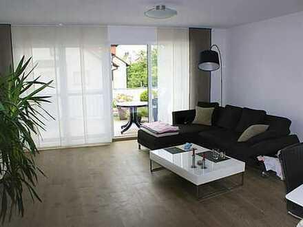 Großzügige 4,5-Zimmer-Maisonette-Whg mit Balkon und Dachterrasse und EBK in Freiberg am Neckar
