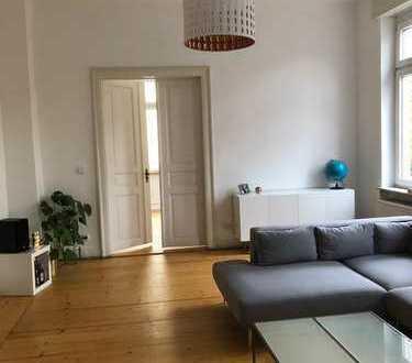 Mehrfamilienhaus auf schönem Grundstück in Parknähe in Bessungen